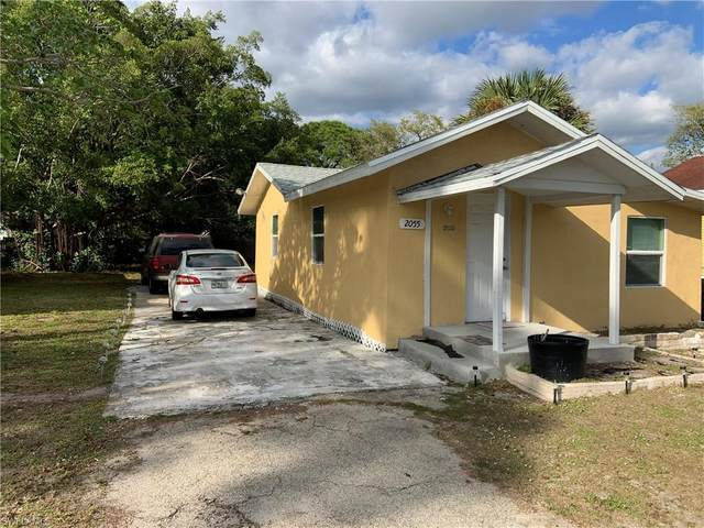 2055 Canal St, Fort Myers, FL 33901 (MLS #221029029) :: RE/MAX Realty Group
