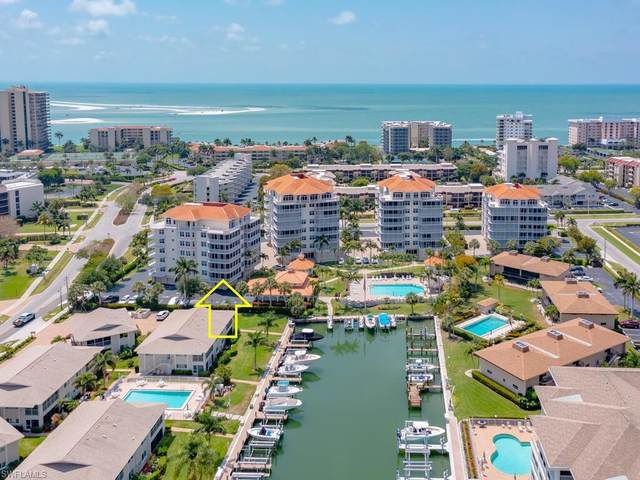 1141 Swallow Ave 4-202, Marco Island, FL 34145 (MLS #221029490) :: Tom Sells More SWFL | MVP Realty