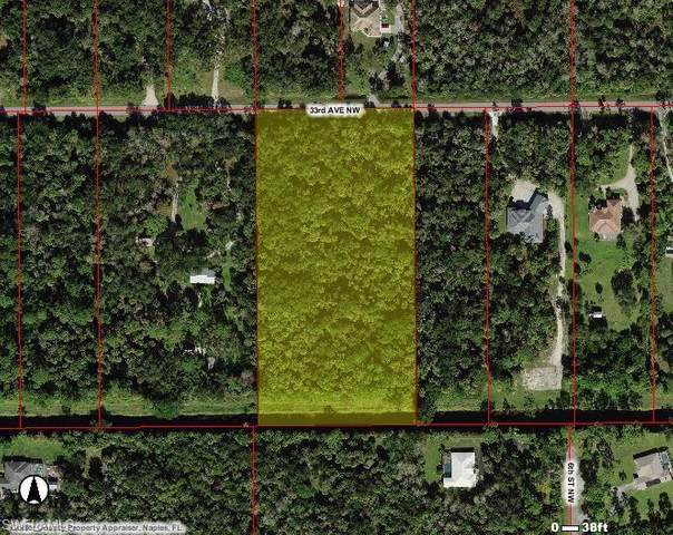 0000 33rd Ave NW, Naples, FL 34120 (MLS #221029784) :: Medway Realty