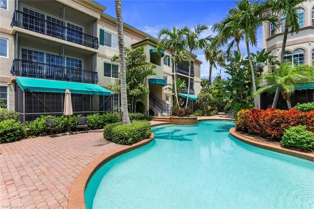 375 4th St S #502, Naples, FL 34102 (MLS #221029794) :: Domain Realty