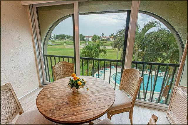 13 High Point Cir N #305, Naples, FL 34103 (MLS #221030450) :: Realty Group Of Southwest Florida