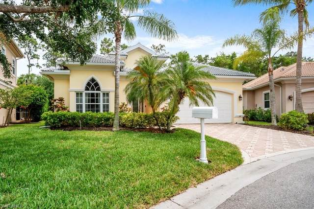 2849 Coco Lakes Ct, Naples, FL 34105 (MLS #221030476) :: Waterfront Realty Group, INC.