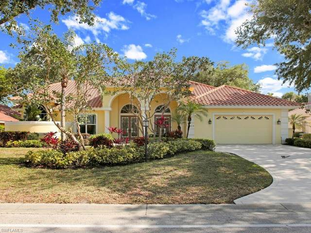 2028 Mission Dr, Naples, FL 34109 (#221031674) :: Caine Luxury Team