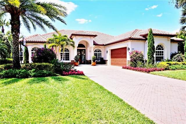 389 Cypress Way W, Naples, FL 34110 (MLS #221032294) :: Clausen Properties, Inc.