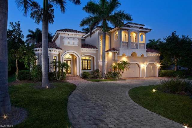 701 Park Shore Dr, Naples, FL 34103 (#221033105) :: Caine Luxury Team