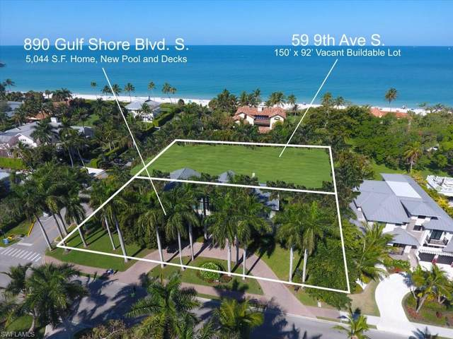 59 9th Ave S, Naples, FL 34102 (MLS #221033405) :: Wentworth Realty Group