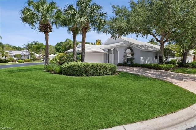 1413 Old Oak Ln, Naples, FL 34110 (MLS #221034085) :: Wentworth Realty Group