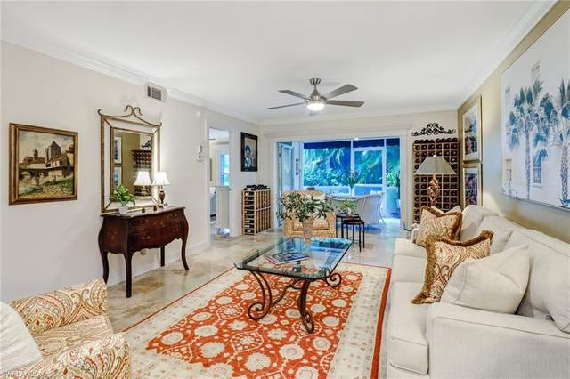893 Gulf Pavilion Dr #101, Naples, FL 34108 (#221034524) :: Caine Luxury Team