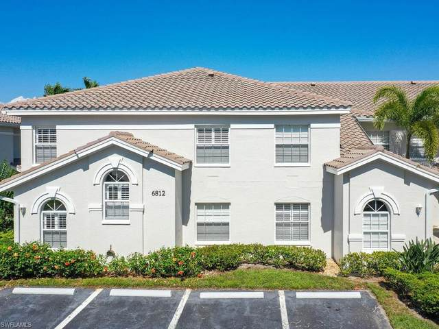 6812 Satinleaf Rd S #202, Naples, FL 34109 (MLS #221034896) :: Premier Home Experts