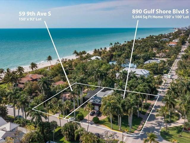 59 9th Ave S, Naples, FL 34102 (MLS #221034942) :: Bowers Group | Compass