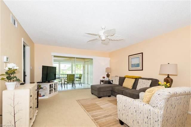 5467 Rattlesnake Hammock Rd 305C, Naples, FL 34113 (#221035692) :: The Dellatorè Real Estate Group