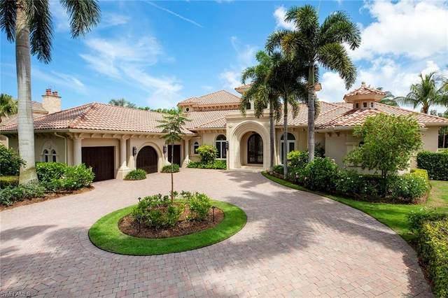 2593 Escada Dr, Naples, FL 34109 (MLS #221035844) :: Clausen Properties, Inc.