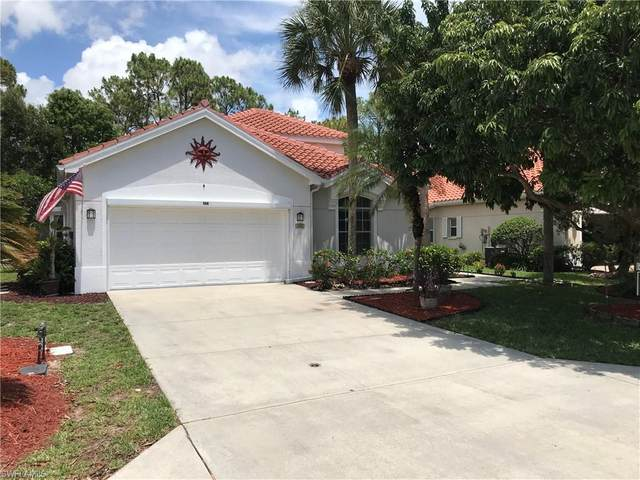 148 Lady Palm Dr, Naples, FL 34104 (MLS #221038956) :: Realty Group Of Southwest Florida