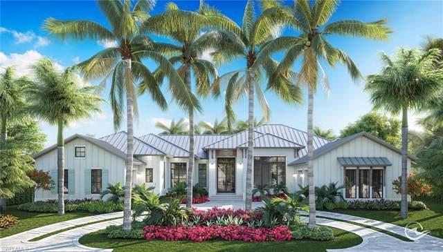 6516 Thomas Jefferson Ct, Naples, FL 34108 (#221039088) :: Equity Realty