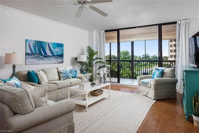 6075 Pelican Bay Blvd #303, Naples, FL 34108 (#221040998) :: Caine Luxury Team