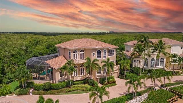27750 Marina Isle Ct, Bonita Springs, FL 34134 (MLS #221041203) :: Realty World J. Pavich Real Estate