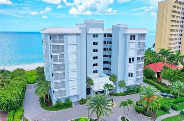 9811 Gulf Shore Dr Ph02, Naples, FL 34108 (MLS #221042178) :: Avantgarde