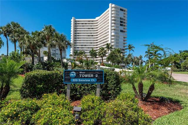 320 Seaview Ct 2-603, Marco Island, FL 34145 (#221043870) :: Equity Realty
