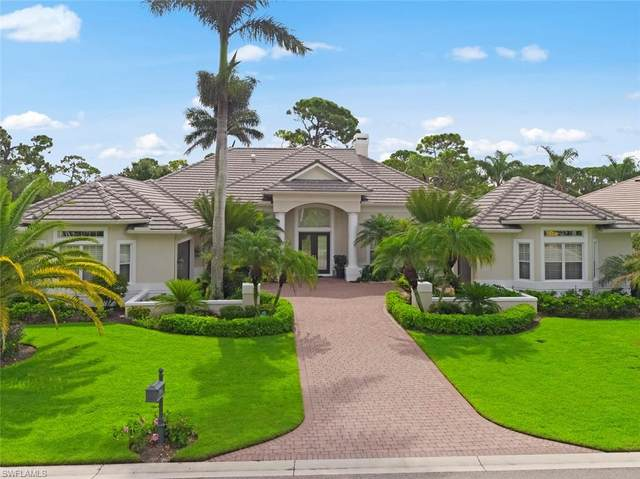 204 Cheshire Way, Naples, FL 34110 (MLS #221044821) :: Realty World J. Pavich Real Estate