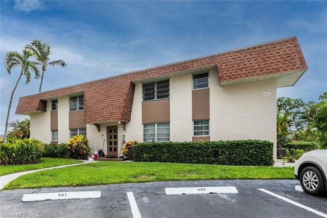 457 Tallwood St #402, Marco Island, FL 34145 (MLS #221049705) :: Realty Group Of Southwest Florida