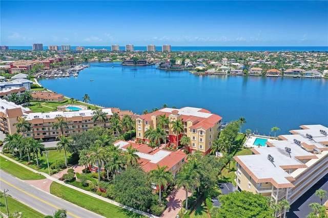 790 W Elkcam Cir #201, Marco Island, FL 34145 (MLS #221051397) :: Medway Realty