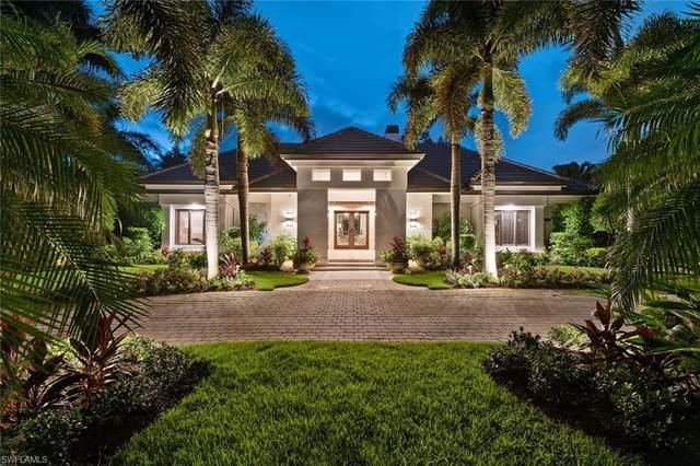 809 Buttonbush Ln, Naples, FL 34108 (MLS #221052798) :: Clausen Properties, Inc.
