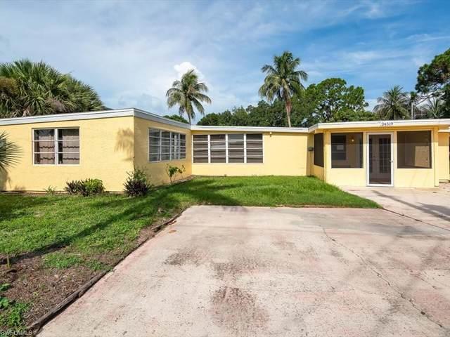 24519 Dolphin St, Bonita Springs, FL 34134 (MLS #221054002) :: Wentworth Realty Group
