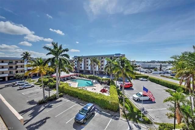 807 River Point Dr 103D, Naples, FL 34102 (MLS #221054256) :: Premier Home Experts