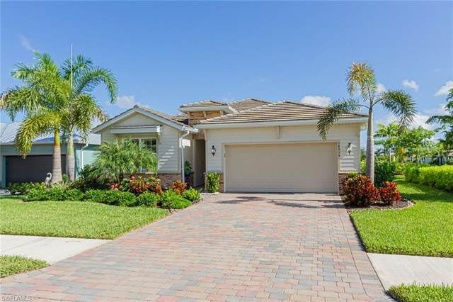 14516 Topsail Dr, Naples, FL 34114 (MLS #221058399) :: Realty World J. Pavich Real Estate