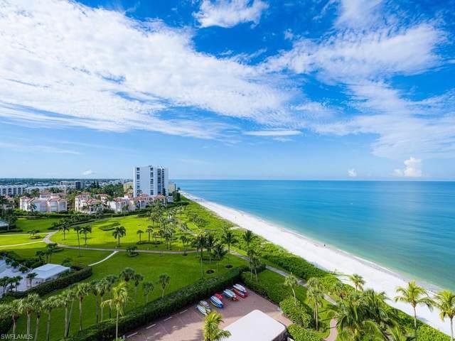 4001 Gulf Shore Blvd N #1005, Naples, FL 34103 (MLS #221059655) :: Team Swanbeck