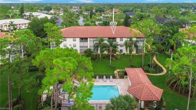 267 Deerwood Cir 14-2, Naples, FL 34113 (MLS #221064884) :: Domain Realty