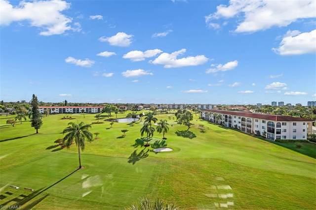 21 High Point Cir E #609, Naples, FL 34103 (#221065495) :: Earls / Lappin Team at John R. Wood Properties