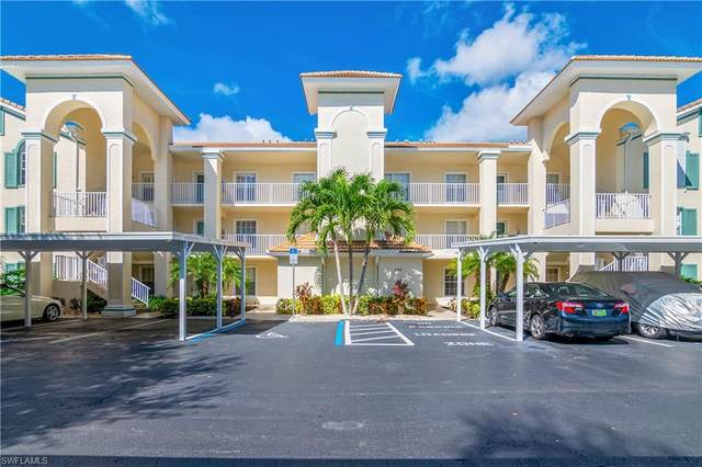480 Bermuda Cove Way #202, Naples, FL 34110 (MLS #221066569) :: Team Swanbeck