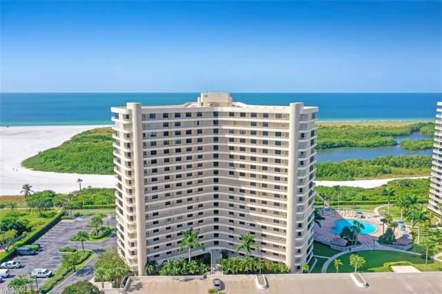 380 Seaview Ct #710, Marco Island, FL 34145 (MLS #221071320) :: Clausen Properties, Inc.