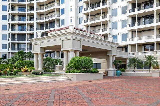 8787 Bay Colony Dr #605, Naples, FL 34108 (#221072272) :: Equity Realty