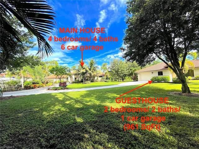 5331 Mahogany Ridge Dr, Naples, FL 34119 (#221076226) :: The Michelle Thomas Team