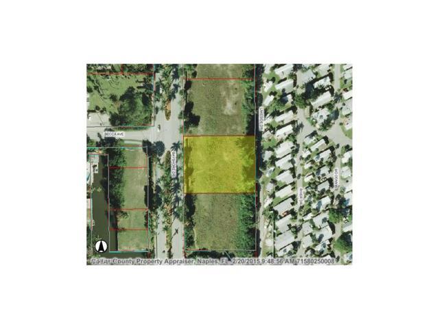 2924 Bayshore Dr, Naples, FL 34112 (MLS #215010451) :: The New Home Spot, Inc.