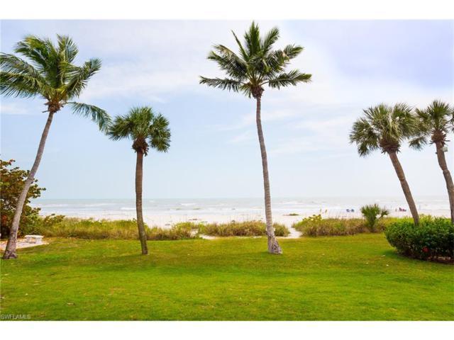 2445 W Gulf Dr E6, Sanibel, FL 33957 (MLS #216028702) :: The New Home Spot, Inc.