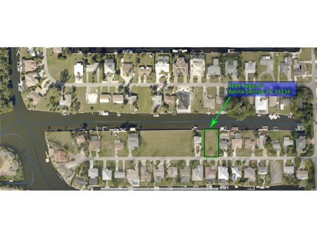 4834 Regal Dr, Bonita Springs, FL 34134 (#216052264) :: Equity Realty