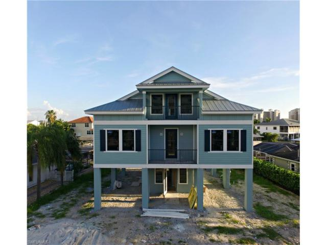 8327 Estero Blvd, Fort Myers Beach, FL 33931 (#217016949) :: Homes and Land Brokers, Inc