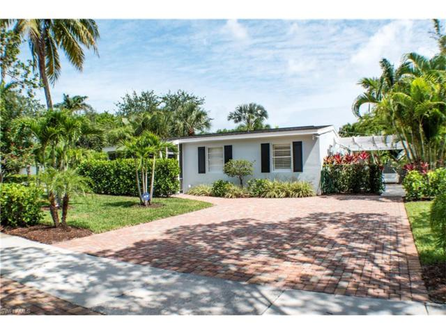 1015 7th Ave N, Naples, FL 34102 (#217033345) :: Homes and Land Brokers, Inc