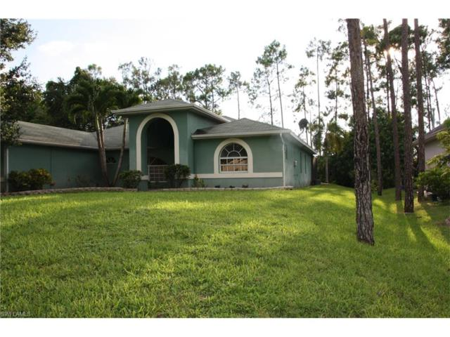 5791 Waxmyrtle Way, Naples, FL 34109 (MLS #217035842) :: The New Home Spot, Inc.