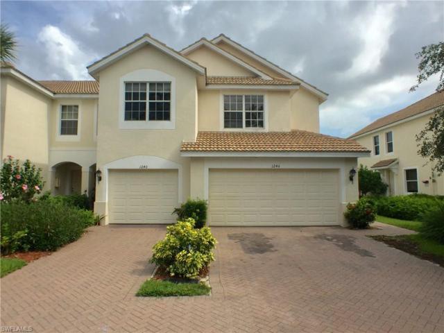 1244 Oxford Ln #9, Naples, FL 34105 (MLS #217041300) :: The New Home Spot, Inc.