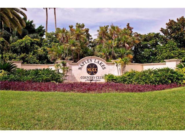 4680 Winged Foot Ct #202, Naples, FL 34112 (MLS #217044216) :: The New Home Spot, Inc.