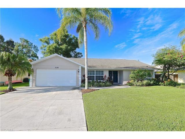 228 Kirtland Dr, Naples, FL 34110 (MLS #217046527) :: The New Home Spot, Inc.