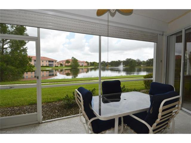 14071 Eagle Ridge Lakes Dr #101, Fort Myers, FL 33912 (#217047803) :: Homes and Land Brokers, Inc