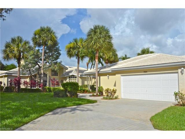 731 Eagle Creek Dr, Naples, FL 34113 (MLS #217047986) :: The New Home Spot, Inc.