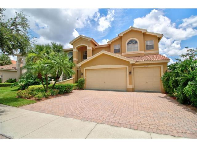 2242 Campestre Ter, Naples, FL 34119 (#217048981) :: Homes and Land Brokers, Inc