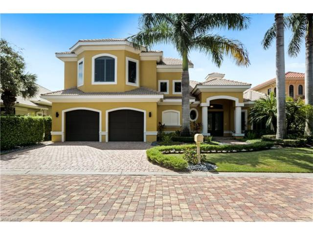 2485 Augusta Dr, Naples, FL 34109 (#217049115) :: Homes and Land Brokers, Inc