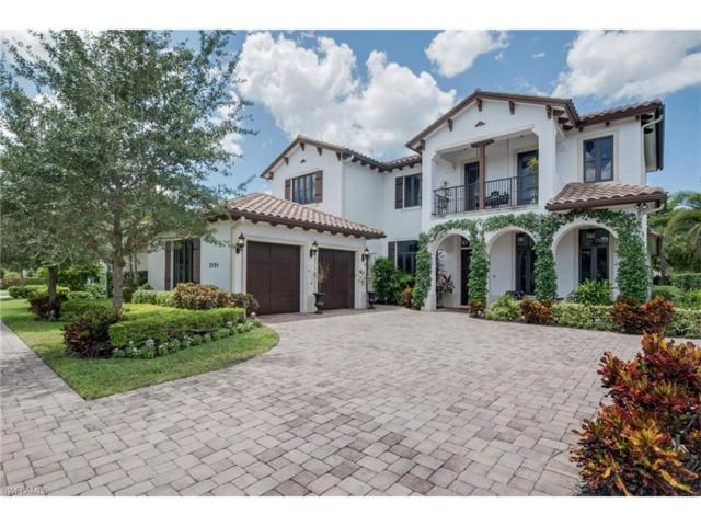 2191 Residence Cir, Naples, FL 34105 (MLS #217049685) :: The New Home Spot, Inc.